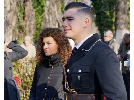 Националисти на гроба на ген. Христо Луков