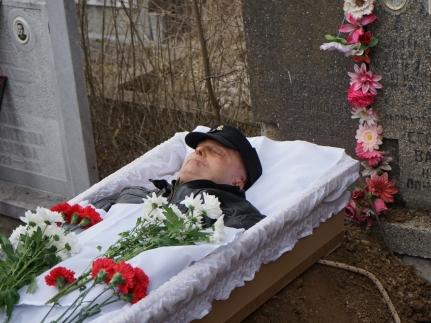 Погребаха убития в ДАНС Емил Крумов